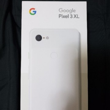 Google Pixel 3 XL128GB Clealy White
