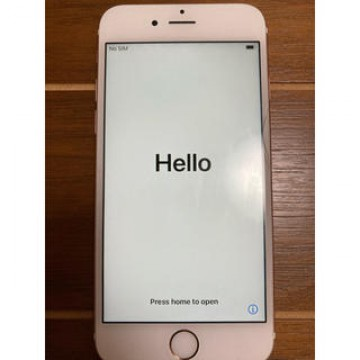 iPhone 6s 128GB simフリー